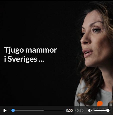 Alexandra Pascalidou om boken Mammorna på Storytell