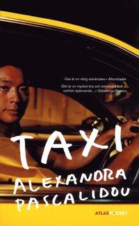 TAXI, Alexandra Pascalidou Utgiven: 2016-02 av Bokförlaget Atlas