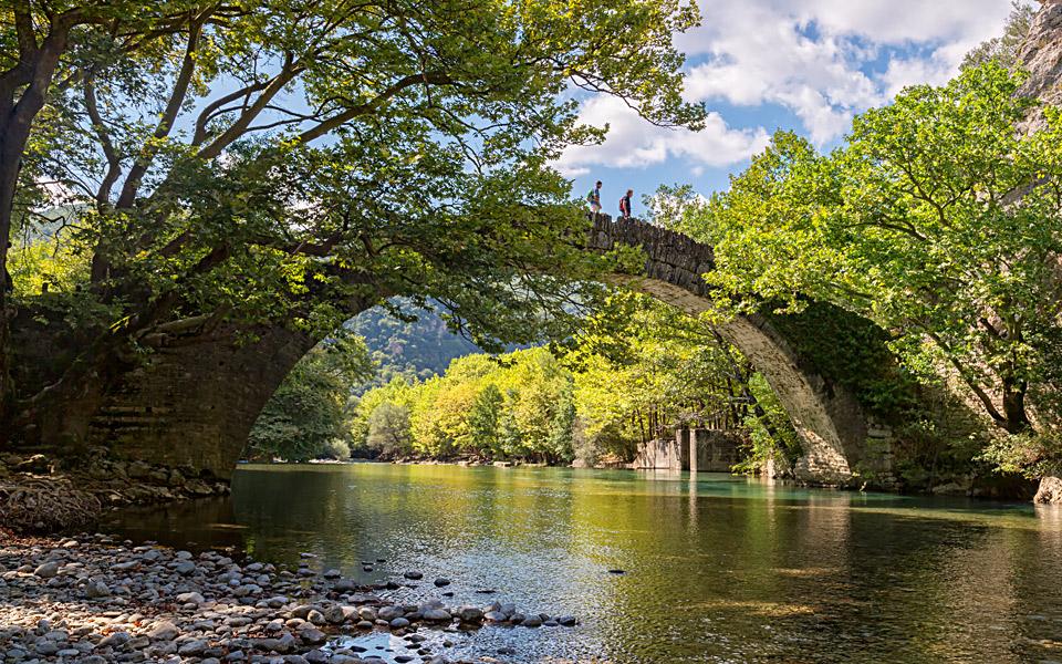 Pascalidou Powerweek 2020 - en härlig bergstur i Zagori