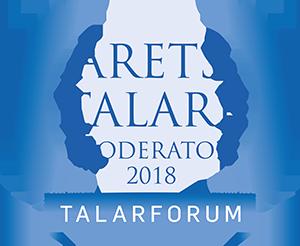 Alexandra Pascalidou utsedd till Årets Talare - Moderator