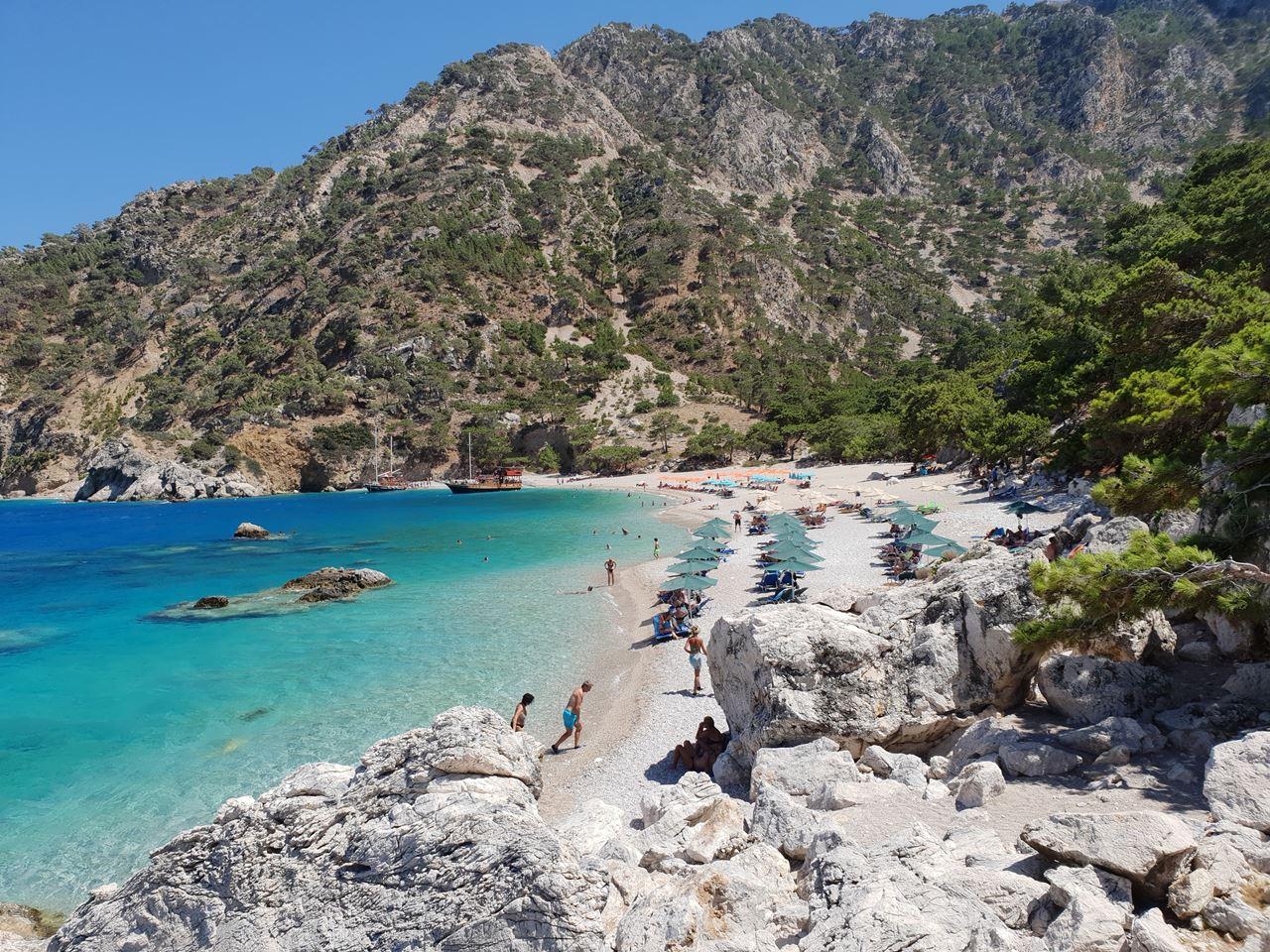 Karpathos Apella Beach Photo: Municipality of Karpathos