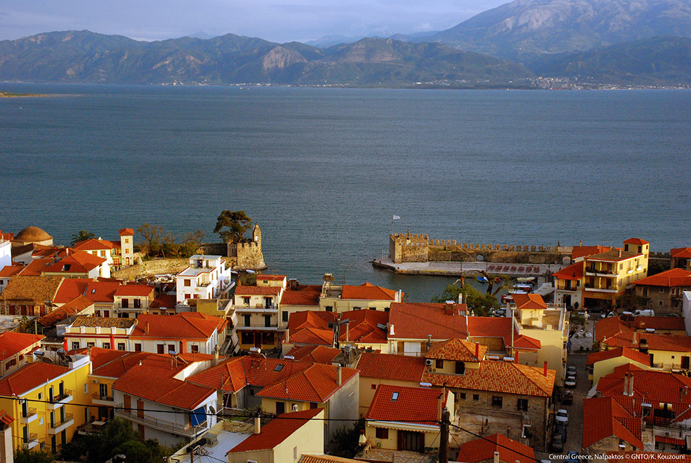 Nafpaktos, Photo:GNTO/K.Kouzouni
