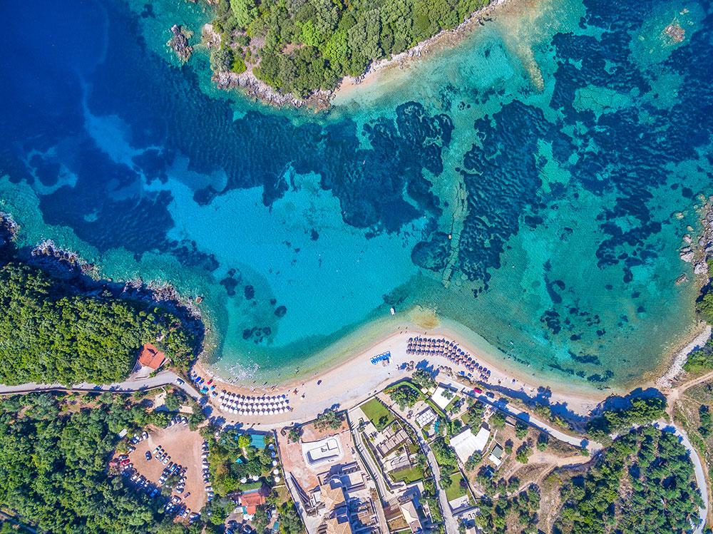 Agia Paraskevi Beach, Photo: Compliments Folkeferie.dk