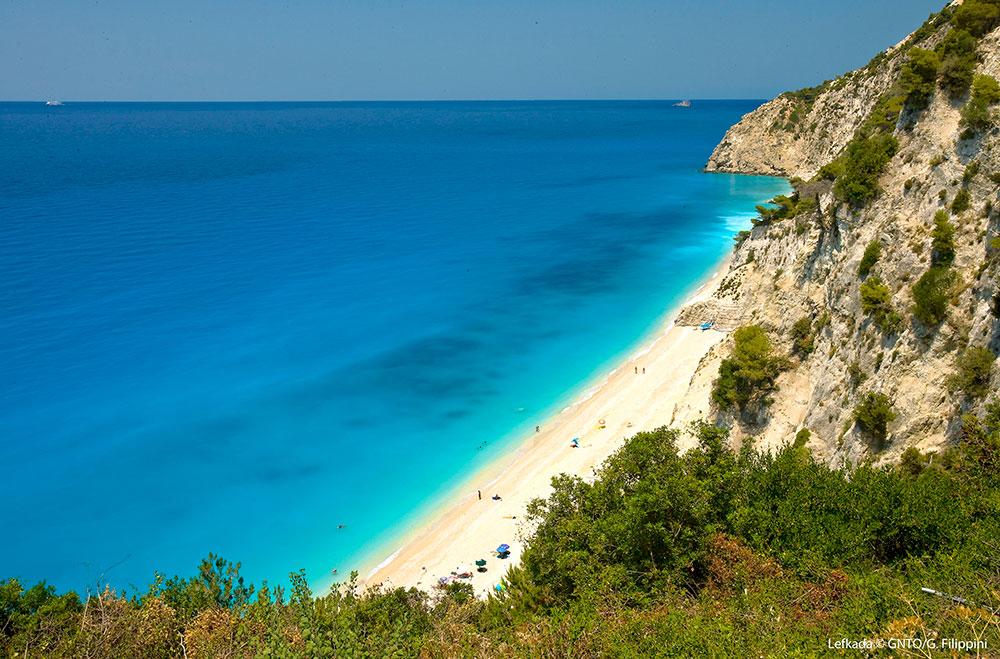 Ionian, Lefkada. Photo: GNTO, G. Filippini