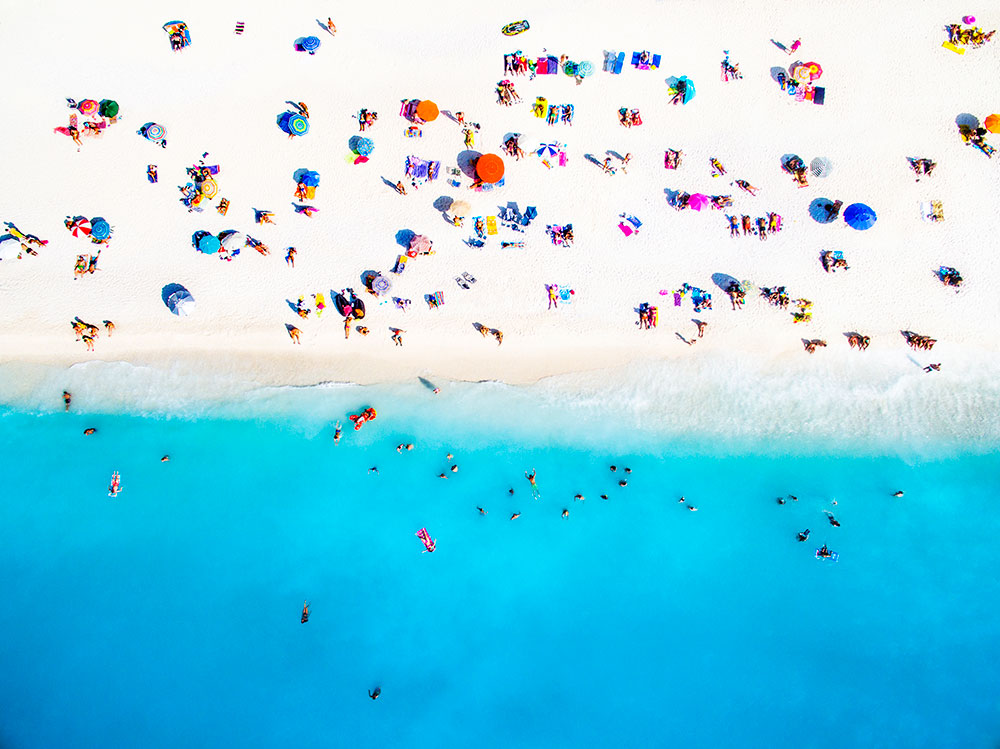 Myrtos Beach Kefalonia Photo: GNTO -Vernikos