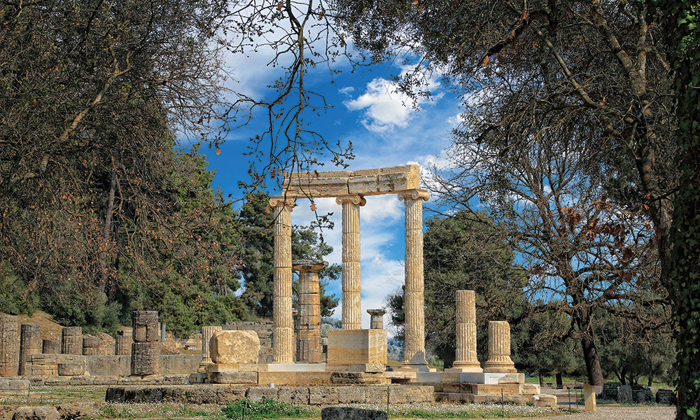 Ancient Olympia_GNTO Archive