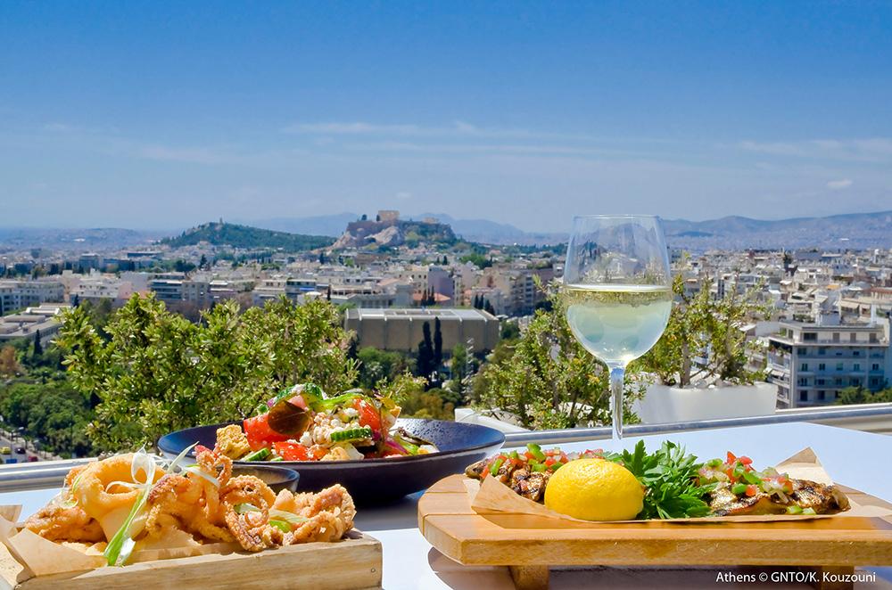 Athens Gastronomy. Photo: GNTO, K. Kouzouni